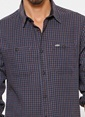 Lee Cooper Gömlek İndigo